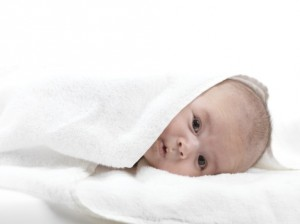 Bebê 3 meses de idade