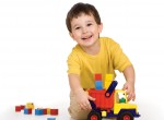 Criança com 3 anos e 4 meses de idade