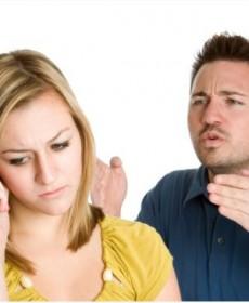 Briga entre namorados