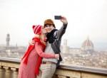 Viagem internacional de namorados