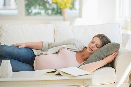 Os 7 sintomas da Gravidez que você não precisa se preocupar image
