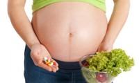 Reposição de vitaminas na gravidez