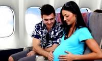 É seguro viajar de avião na Gravidez?