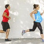 Quantas vezes por dia é bom fazer exercício durante a gravidez