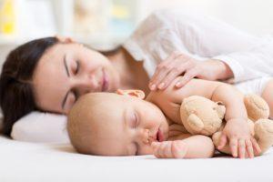 Por que a mãe precisa descansar image